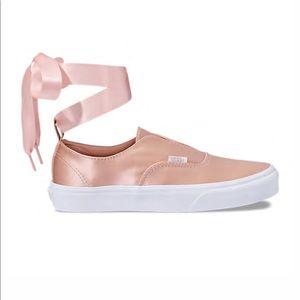 VANS Ballerina Authentic Gore Shoes SZ 10